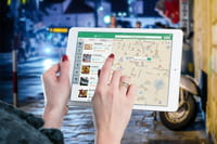 Tryb nocny Google Maps dostępny dla iOS