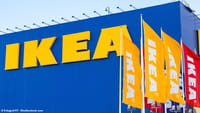 Zakupy z Ikea, transport z Traficar