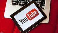 Czarna skórka dla serwisu YouTube