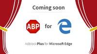 AdBlock Plus zagości w Microsoft Edge?