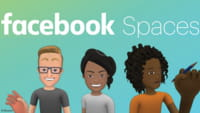 Facebook Spaces, czyli wirtualne spotkania