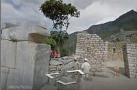 Machu Picchu wzbogaca Google Street View