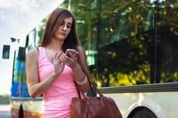 Chodniki dla piszących SMS-y?