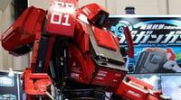 Pierwsze starcie robotów - gigantów