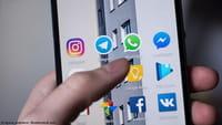 Массовое удаление профилей в Facebook и ВКонтакте