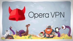Opera для Android получила VPN