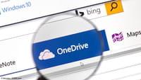OneDrive z opcją kopii zapasowej