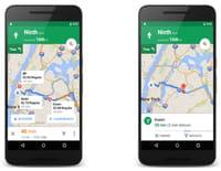 Mapy Google pokażą objazdy
