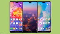 Huawei меняет старые смартфоны на новые