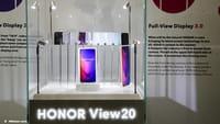 Honor View 20 с «дырявым» экраном
