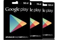 W Google Play kupisz prezent?