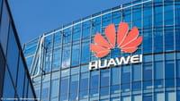 Смартфон Huawei с поддержкой блокчейна