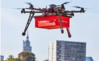 PizzaPortal.pl – jedzenie dostarczy dron