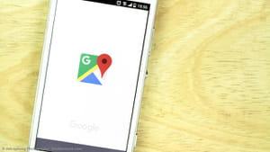 Mapy Google poinformują o tłoku w pociągu