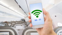 Internet na pokładzie samolotu LOT-u