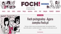 Serwis Foch.pl został zamknięty