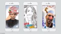 Świąteczne maski i filtry w Messengerze