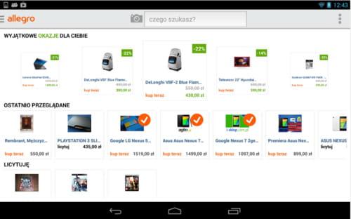 Pobierz Najnowsza Wersje Allegro Android Za Darmo Po Polsku Z Ccm Ccm