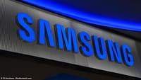 Смартфон Samsung c гибким экраном