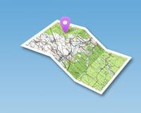 Google Maps będzie działać offline