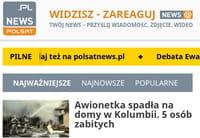 Ruszył serwis polsatnews.pl