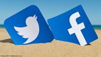 Штраф для Facebook и Twitter