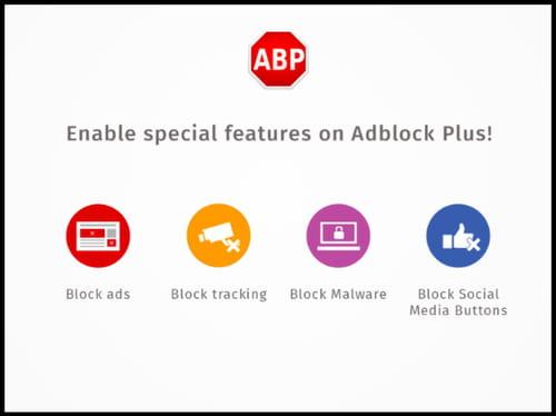 Загрузить последнюю версию AdBlock Plus для Firefox