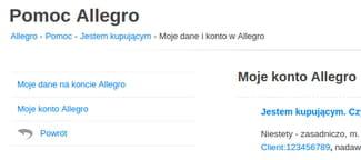Allegro Jak Usunac Konto Ccm