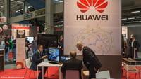 Сверхмощное зарядное устройство Huawei