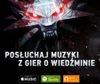 Muzyka z Wiedźmina dostępna dla każdego