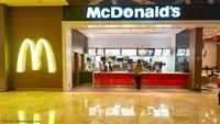McDonald's z aplikacją do składania zamówień