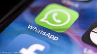 «Пересланное сообщение» в WhatsApp