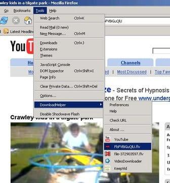 Download video downloadhelper 7. 3. 5.